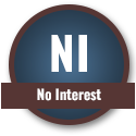 NI - No Interest